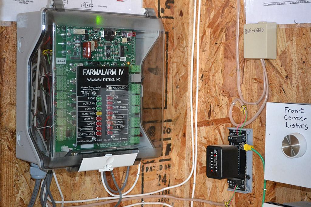 FarmAlarm™ Monitoring System